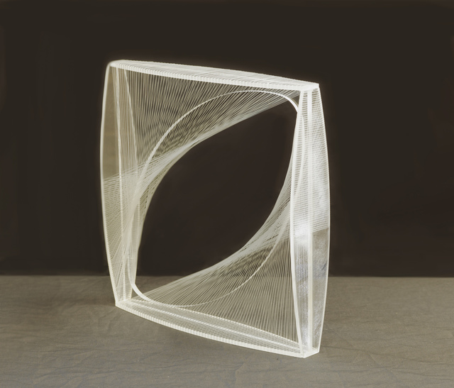 Naum Gabo, 'Linear Construction in Space No. 1', 1965, Connaught Brown