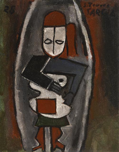 , 'Femme Abstraite,' 1928, Cecilia de Torres Ltd.