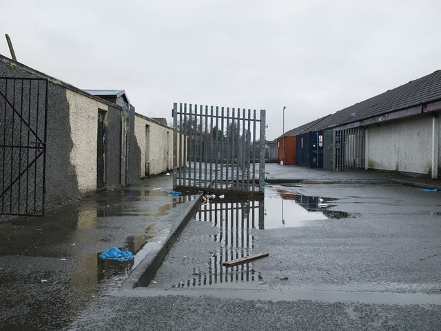 , 'Remains (Kneecapping behind Creggan Shops),' , Kerlin Gallery