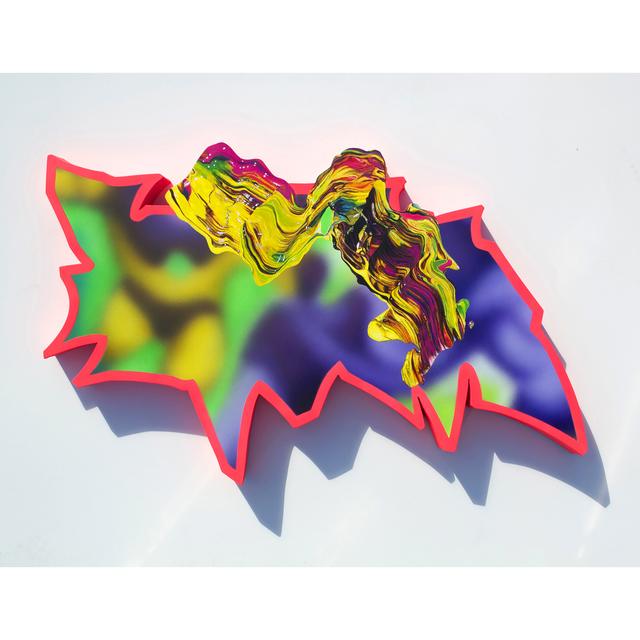 Nick Flatt & Paul Punk, 'Virus', 2017, Galerie C.O.A