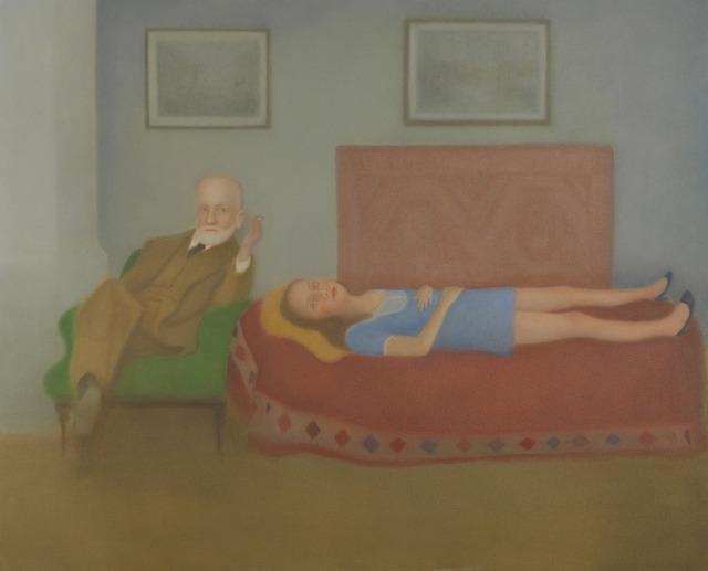 , 'Dr. Freud,' , Espacio Líquido
