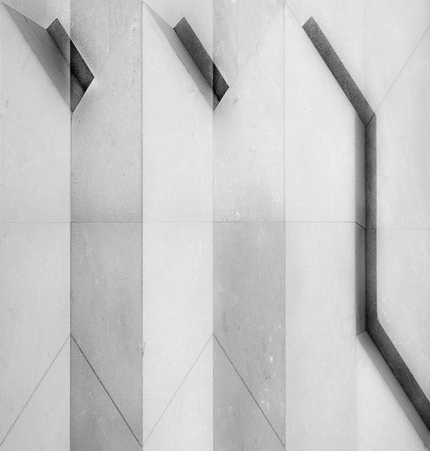 , 'Oscilación De Triángulos,' 2017, POCKET FINE ARTS