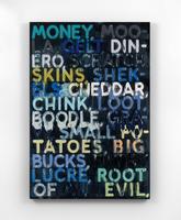 Mel Bochner, Money