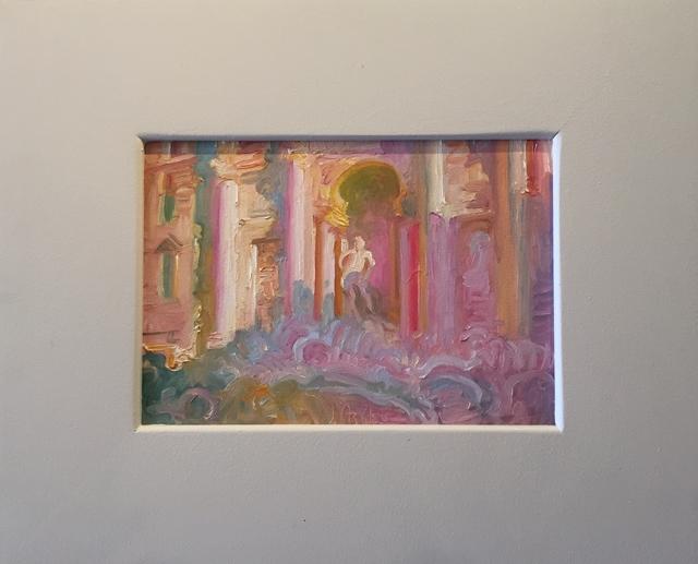 John Asaro, 'Trevi Fountain ', Ethos Contemporary Art