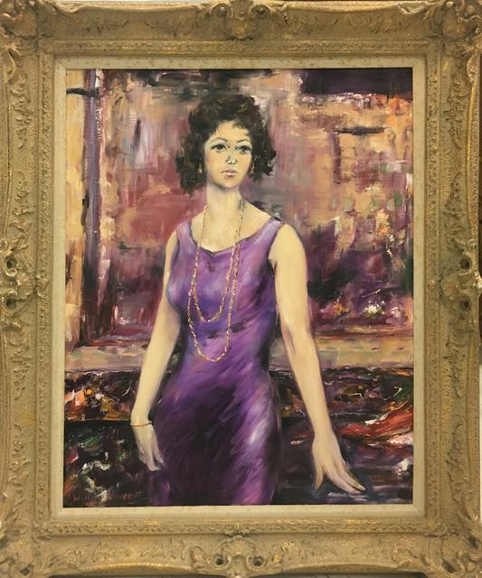 , 'Portrait 16,' , Baterbys Art Gallery