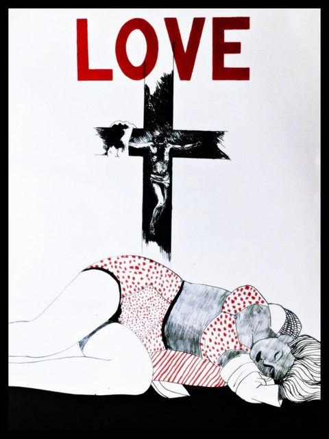 , 'Love,' 1965, Alpha 137 Gallery