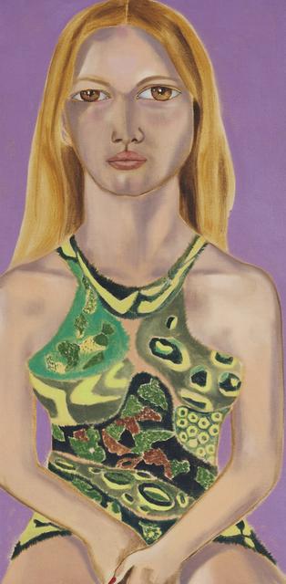 , 'Anna Ewers,' 2015, MARUANI MERCIER GALLERY