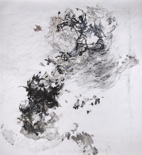 , 'Collage 5,' 2019, SHIM Art Network