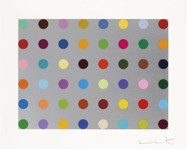 Damien Hirst, 'Histidyl', 2008, Almine Rech
