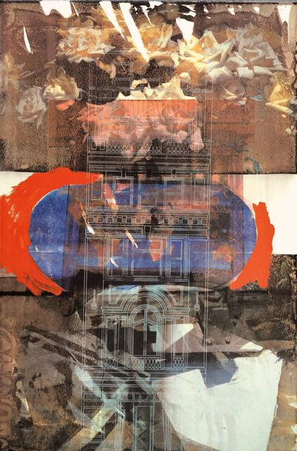 Robert Rauschenberg, 'Tribute 21: Happiness', 1994, Hamilton-Selway Fine Art