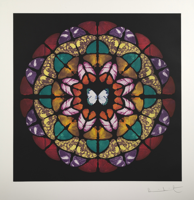 Damien Hirst, 'Altar from Sanctum', 2009, Paragon