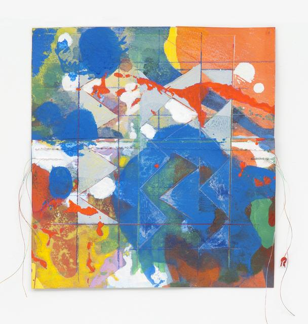 Anne Sherwood Pundyk, 'Coastal', 2017, Adah Rose Gallery