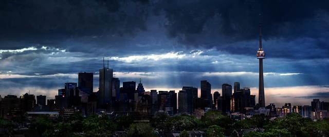 David Drebin, 'The 6ix Toronto Canada ', 2017, CHROMA GALLERY