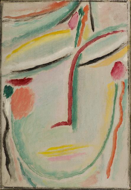 , 'Heilandsgesicht,' , Galerie Schwarzer