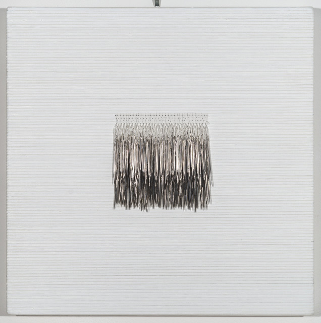 , 'Letter from Home: folded, with dirt, II,' 2015, Travesia Cuatro