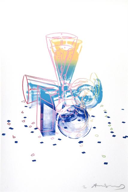 , 'Committee 2000 (FS II.289),' 1982, Gormleys Fine Art