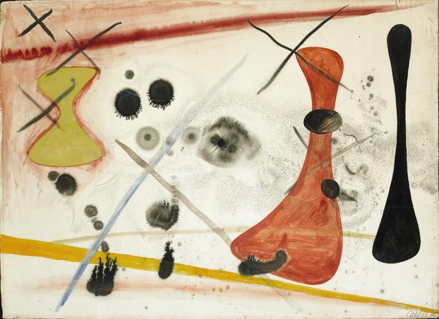 , 'Untitled ,' 1942, Omer Tiroche Gallery