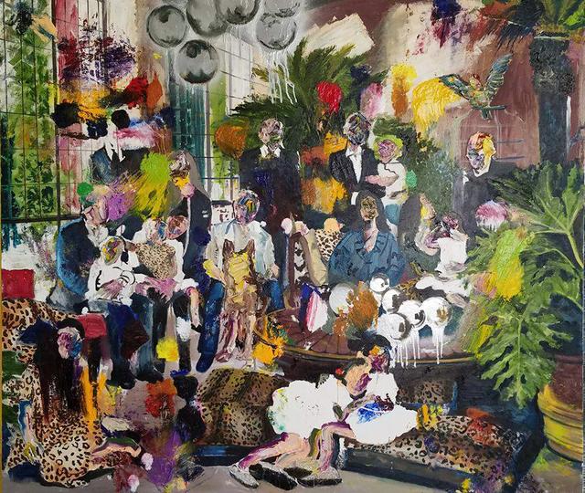 , 'Family,' 2017, Voloshyn Gallery