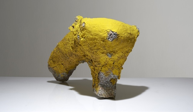 Aneta Regel, 'Yellow Form', 2013, Peters Projects