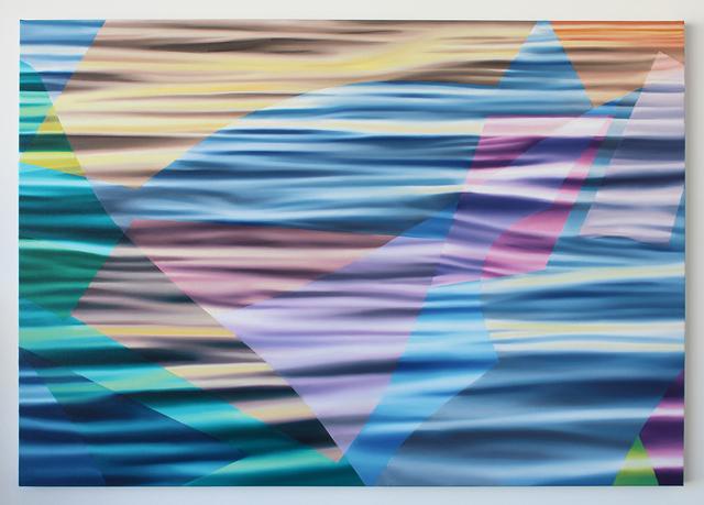 , 'Matisse Water V,' 2017, Cris Worley Fine Arts