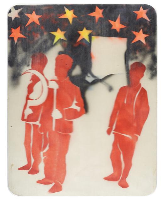 Mario Schifano, 'Compagni, compagni', 1968, The Mayor Gallery