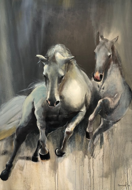 , 'Horses ,' 2019, Eye For Art Houston