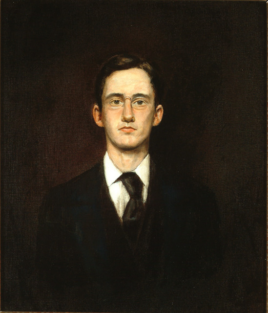 , 'Self Portrait,' 1890, Delaware Art Museum