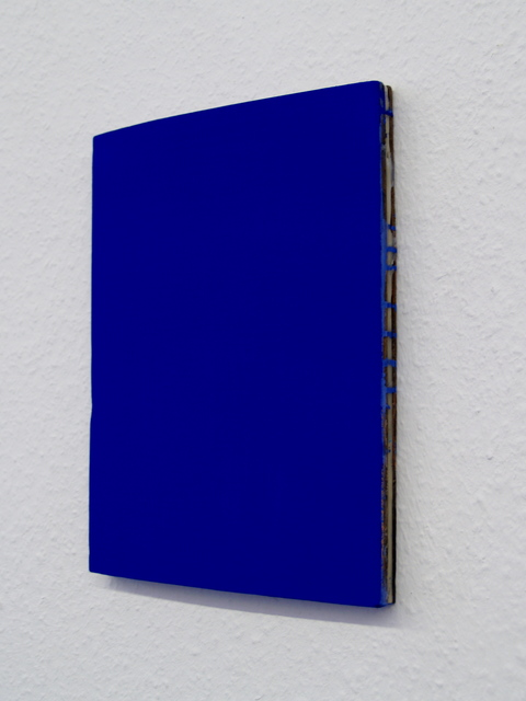, 'blue space,' 2013, Sebastian Fath Contemporary
