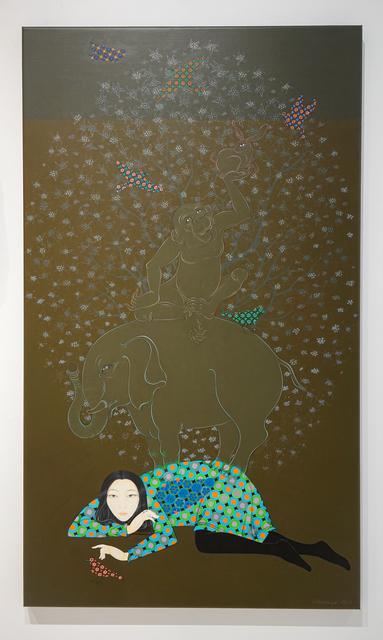 Uuriintuya Dagvasambuu, 'Imagination', 2020, Painting, Acrylic on canvas, Sapar Contemporary