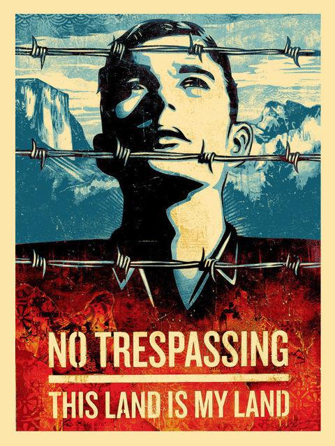 Shepard Fairey, 'Americana Box Set: This Land is My Land', 2012, Taglialatella Galleries
