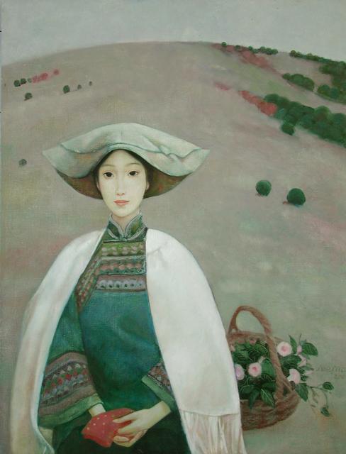 Xue Mo 薛墨, 'Wan-er', 2000, Tao Water Art Gallery