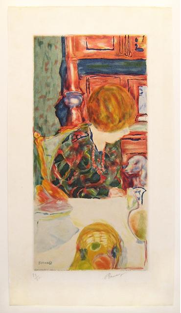 Pierre Bonnard, 'Femme au Chien', 1925, Nikola Rukaj Gallery