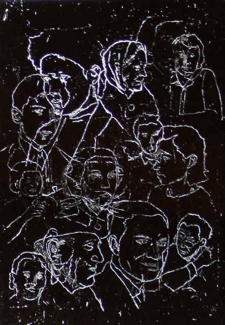 Haim Sokol, 'Palimpsests', 2010, Anna Nova Gallery