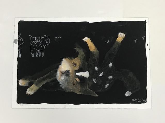 , 'Mutt Terrier,' 2003, Dog & Horse Fine Art