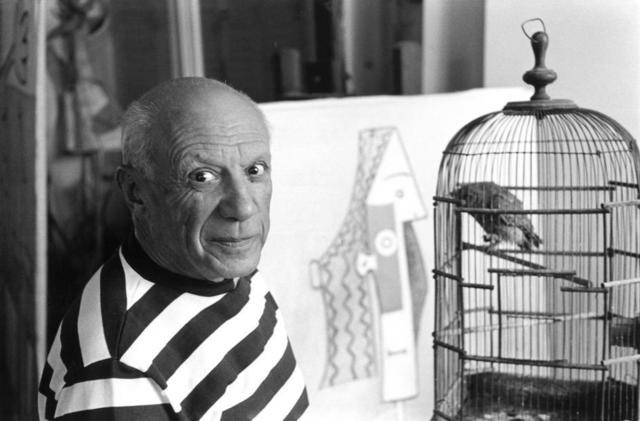 , 'Pablo Picasso, Villa California,' 1957, Atlas Gallery