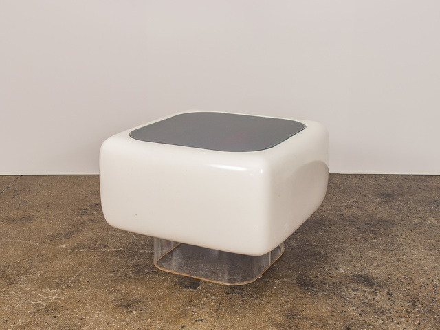 , 'Floating Fiberglass Table,' ca. 1970, Open Air Modern