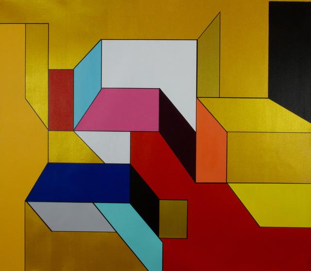Juan Carlos Muñoz Hernandez, 'School Moon', 2019, Simard Bilodeau Contemporary