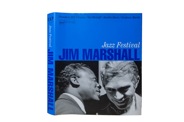 , 'Jim Marshall: Jazz Festival,' 2016, ARTBOOK | D.A.P.