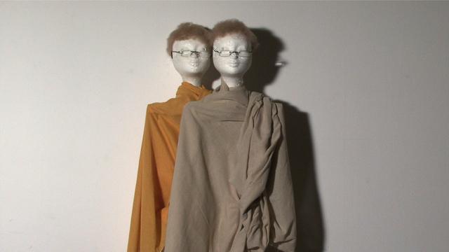 , 'Les énigmes de Saarlouis,' 2012, Galerie Micheline Szwajcer