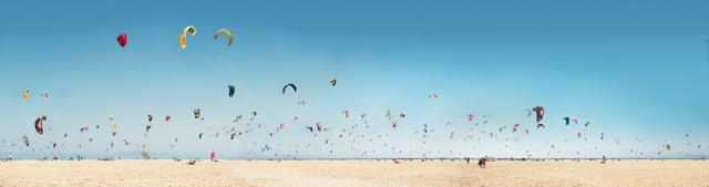 , 'Time Line - Kite Surf,' 2015, Beatriz Esguerra Art