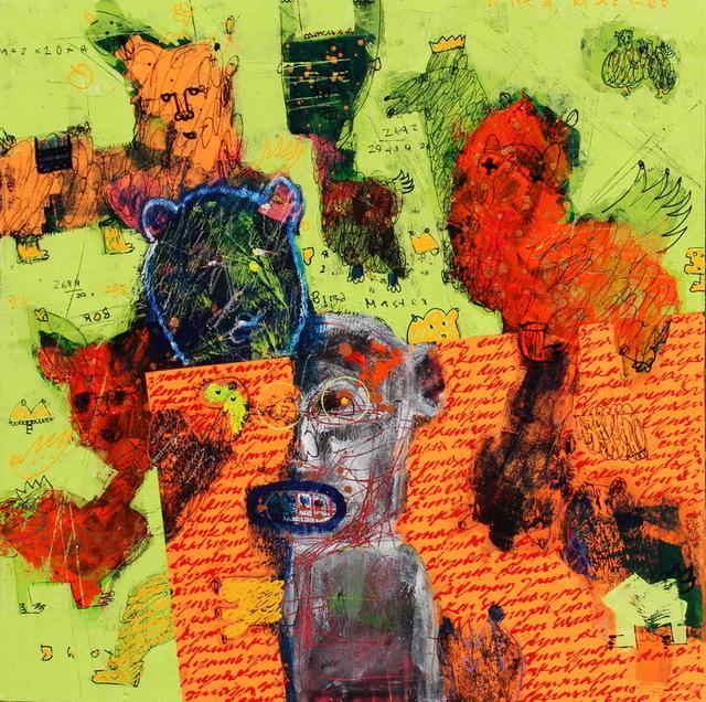 Dedy Sufriadi, 'Bird Master', 2014, Ode to Art