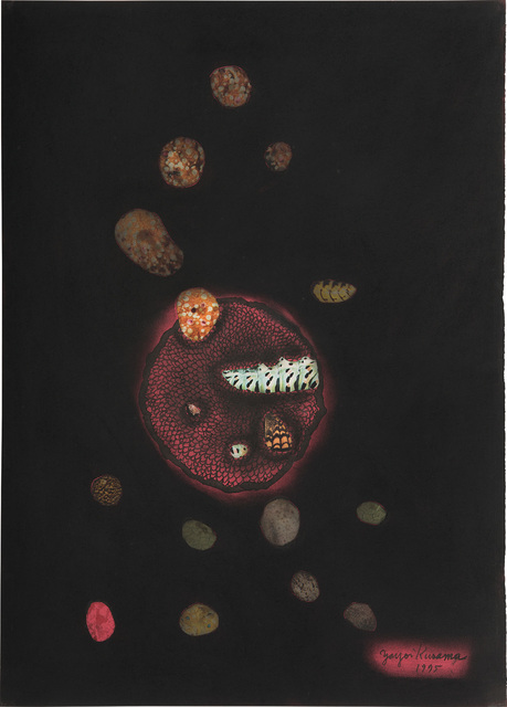 Yayoi Kusama, 'My Soul Goes to the Sky', 1975, Phillips