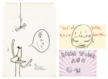 Dog Bone, You've Gotta Love, Long Time Ago (3 works)