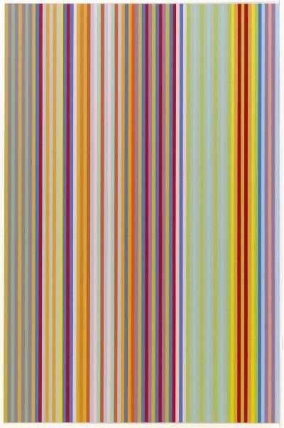 Gene Davis, 'Graf Zeppelin from Portfolio Series I', 1969, Bethesda Fine Art