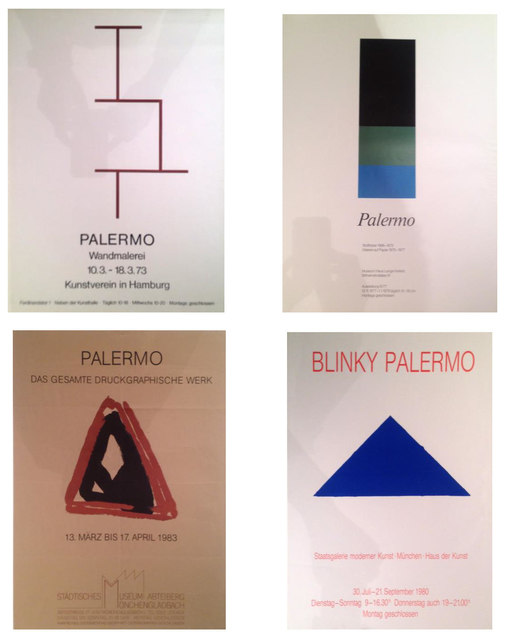 , 'Five vintage Exhibition Posters,' 1968-1983, Carolina Nitsch Contemporary Art