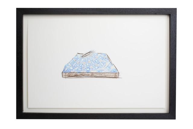 Steven and William Ladd, 'Maquette Paper Textile', 2011, Mingei International Museum