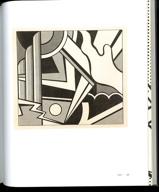 Roy Lichtenstein, 'Black and White Drawings Catalogue 1961-1968 (Brand New Book/Monograph in publisher's shrink wrap)', 2010, Books and Portfolios, HardbackCatalogue in Original Shirnkwrap (First Edition, 2010), Alpha 137 Gallery