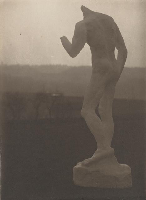 , 'Étude pour Pierre de Wissant (Study for Pierre de Wissant),' 1903-1904, Musée Rodin