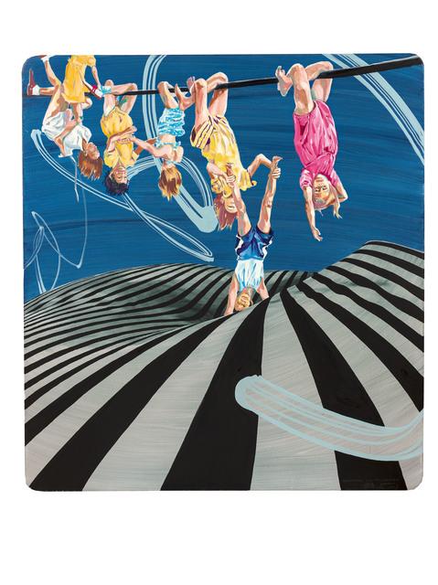 , 'Beobachtung von Möglichkeiten,' 2017, Galerie Kovacek & Zetter