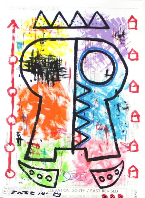 Gary John, 'Maravilla Skull Tribes', 2014, Artspace Warehouse